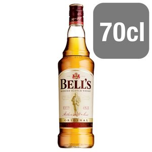 bells whisky 70cl