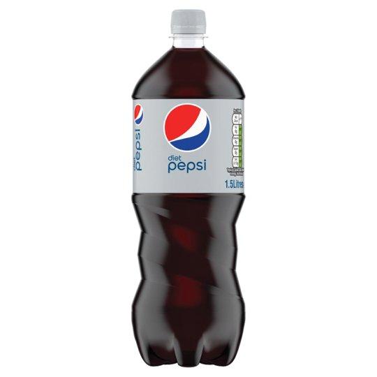diet pepsi 1.5l