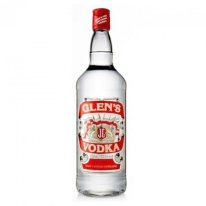 glens vodka 1l