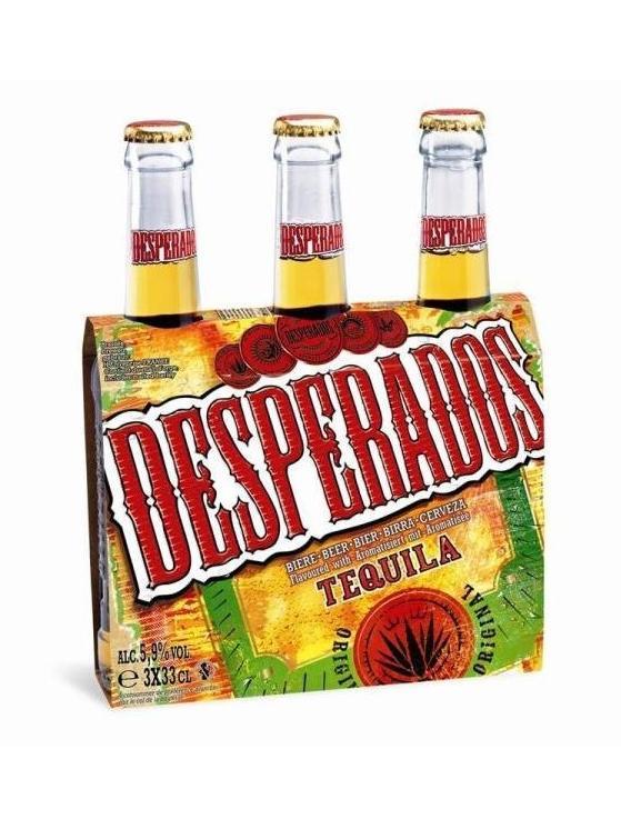 desperados 3 pack