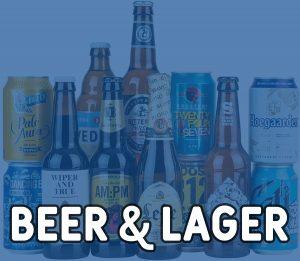 beer lager cider