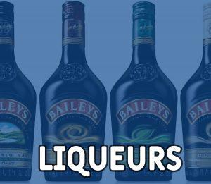 liqueurs baileys gin